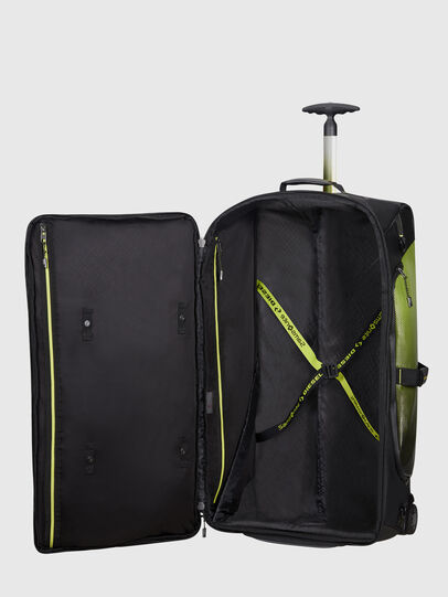 Diesel - KA2*69010 - PARADIVE, Black/Yellow - Duffles with wheels - Image 3