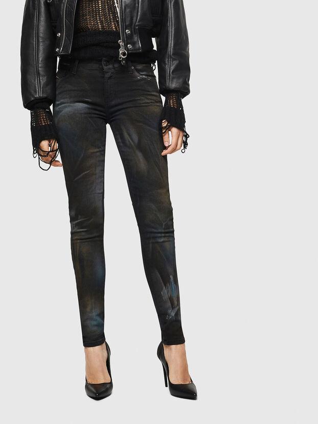 Slandy 069IV, Black/Dark grey - Jeans