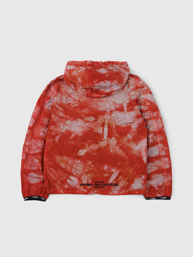 Diesel - JPINAL, Red/White - Jackets - Image 2