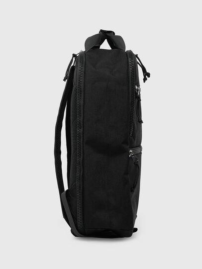 Diesel - GINKGO, Black - Backpacks - Image 3