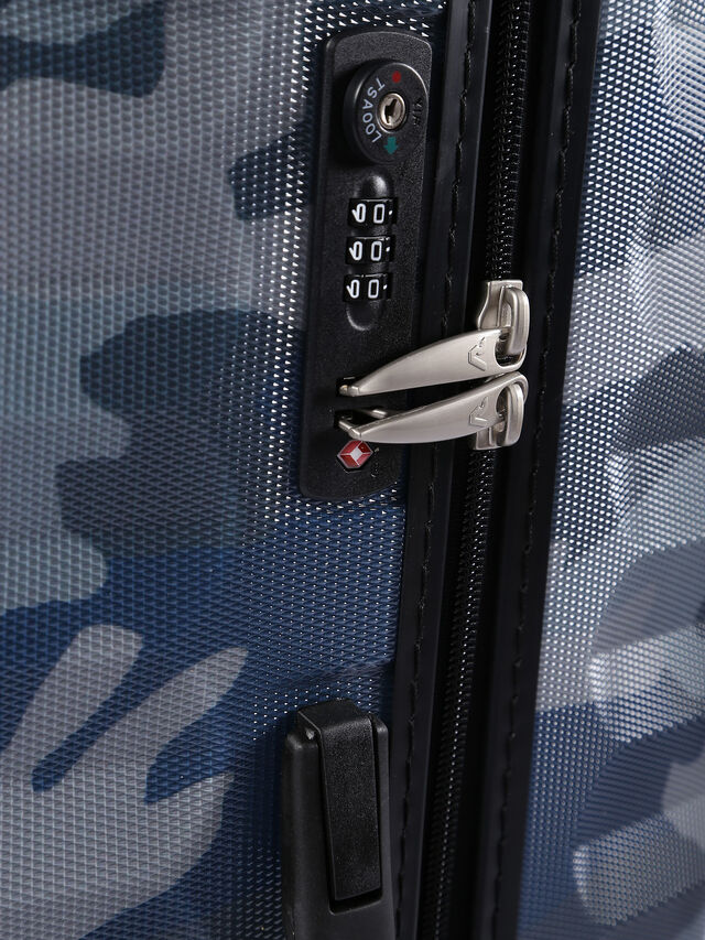 Diesel - MOVE L, Blue - Luggage - Image 4