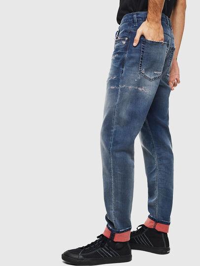 Diesel - D-Vider JoggJeans 069LW, Dark Blue - Jeans - Image 5