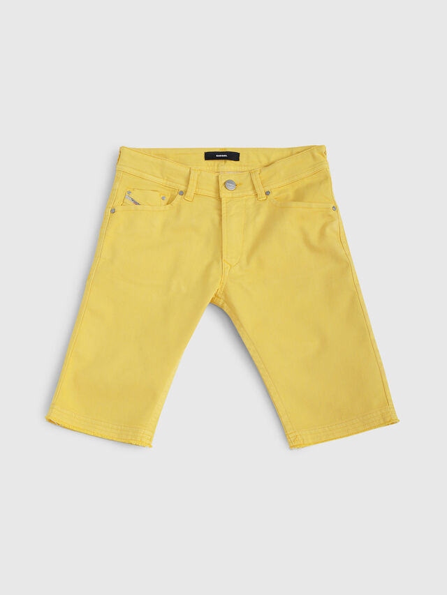 Diesel - DARRON-R-J SH-N, Yellow - Shorts - Image 1