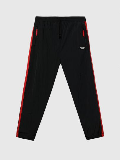 Diesel - UMLB-DARLEY, Black/Red - Pants - Image 1