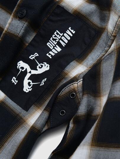 Diesel - CSDOVIN, Black - Shirts - Image 3