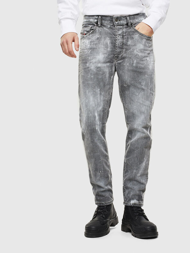 D-Eetar 0094N, Light Grey - Jeans