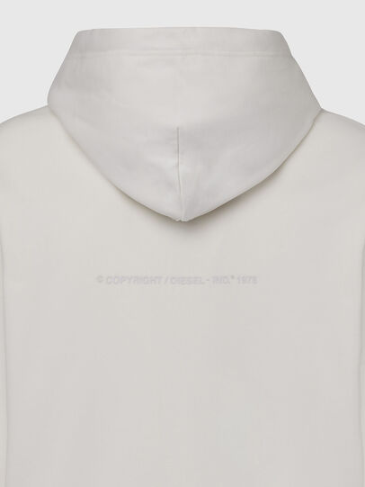 Diesel - S-GIRK-HOOD-X1, White - Sweaters - Image 4