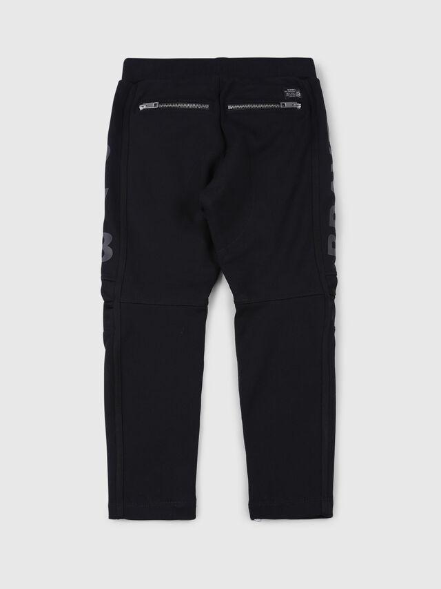 Diesel - PWOP, Black - Pants - Image 2