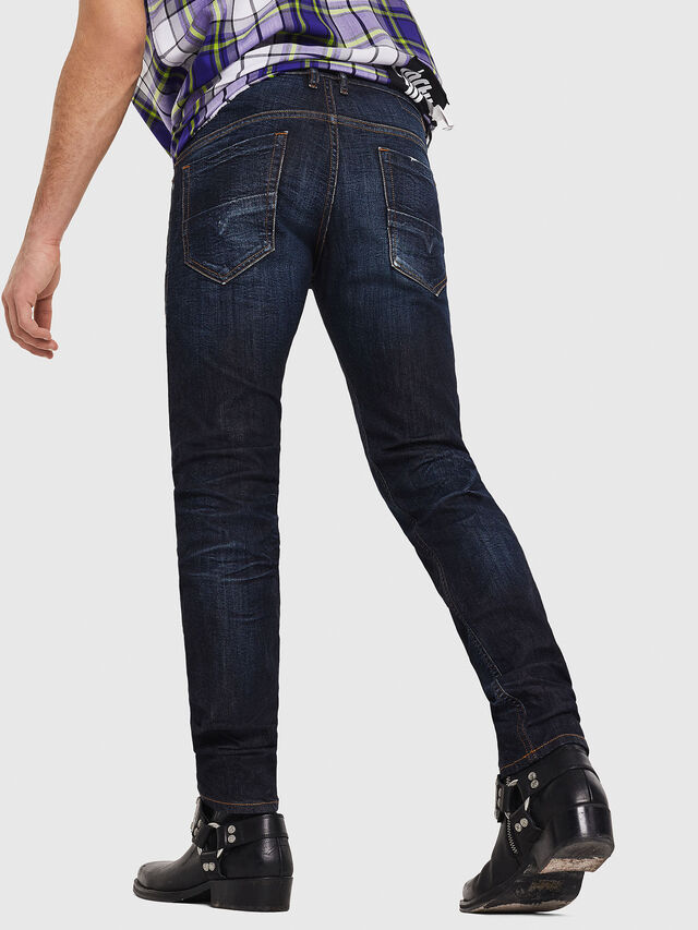 Diesel - Thommer 081AT, Dark Blue - Jeans - Image 2