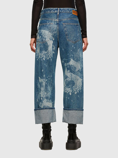 Diesel - D-Reggy 0079H, Medium blue - Jeans - Image 2