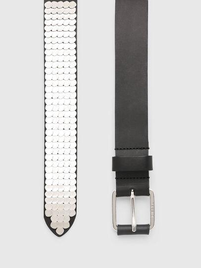 Diesel - B-RIO, Black - Belts - Image 4