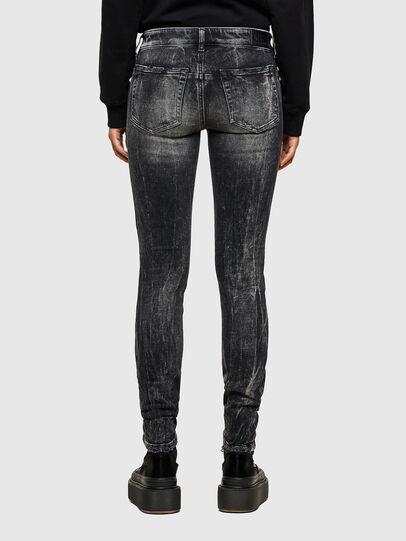Diesel - D-Jevel 009PX, Black/Dark grey - Jeans - Image 2