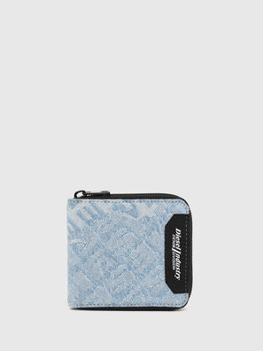 ZIPPY HIRESH S, Blue Jeans - Zip-Round Wallets