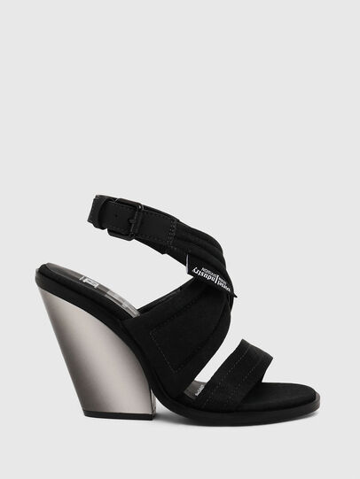 Diesel - SA-FLAMINGO XR, Black - Sandals - Image 1