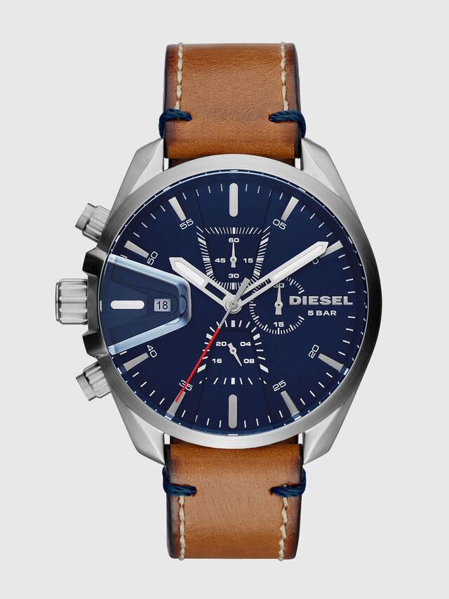DZ4470, Brown Leather