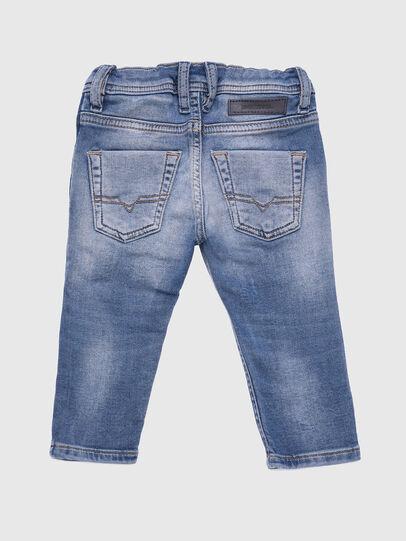 Diesel - KROOLEY-B-N JOGGJEANS, Light Blue - Jeans - Image 2