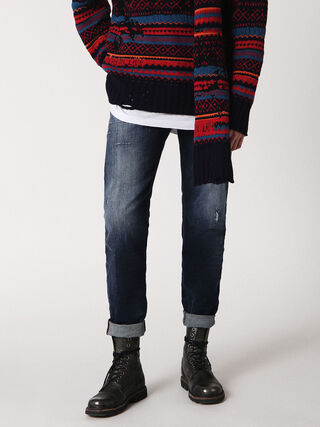 BUSTER 084GF, Blue jeans