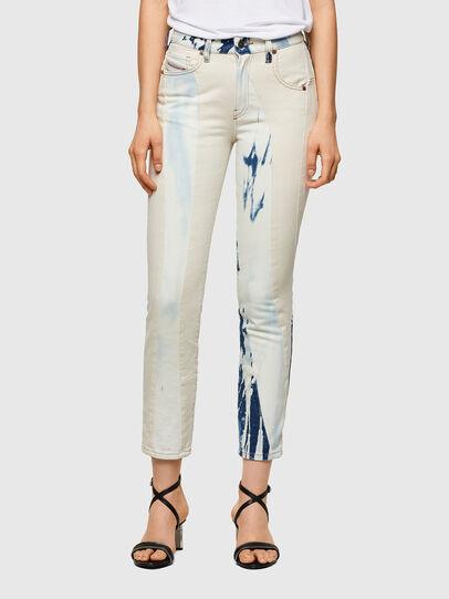Diesel - D-Joy 009UX, Medium blue - Jeans - Image 1