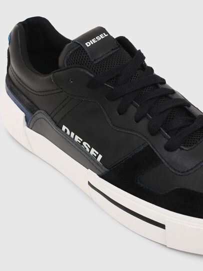 Diesel - S-DESE MG LOW, Black - Sneakers - Image 4