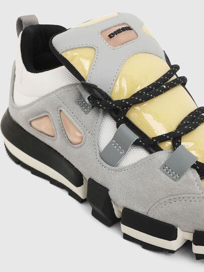 Diesel - H-PADOLA SL W, Grey/White - Sneakers - Image 5