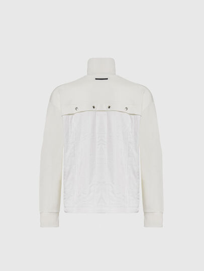 Diesel - S-STUFF, White - Sweaters - Image 2