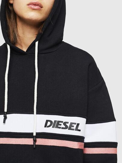 Diesel - UFLT-PHYLO-HOOD,  - Sweaters - Image 3