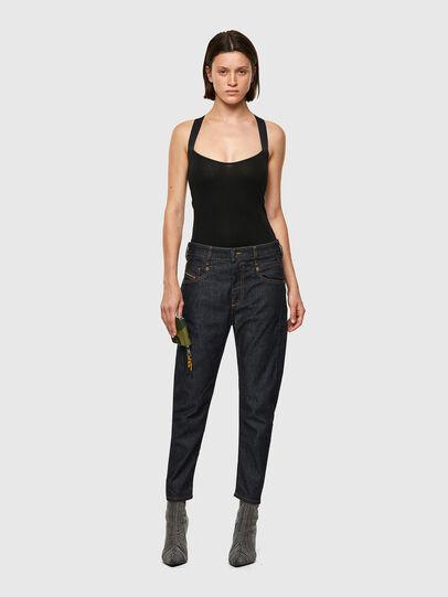 Diesel - Fayza 009HF, Dark Blue - Jeans - Image 6
