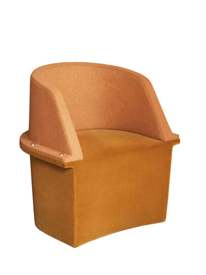 Diesel - ASSEMBLY - SMALL ARMCHAIRS, Multicolor  - Furniture - Image 2
