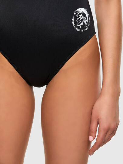 Diesel - BFSW-FLAMMIN, Black - Swimsuits - Image 3