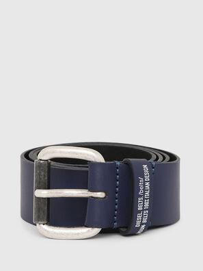 B-NOVO, Blue - Belts