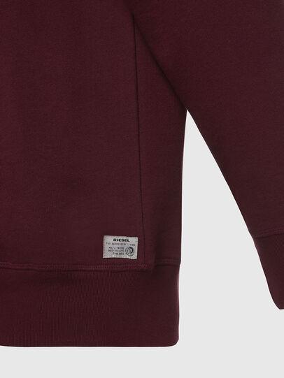 Diesel - UMLT-WILLY, Bordeaux - Sweaters - Image 4