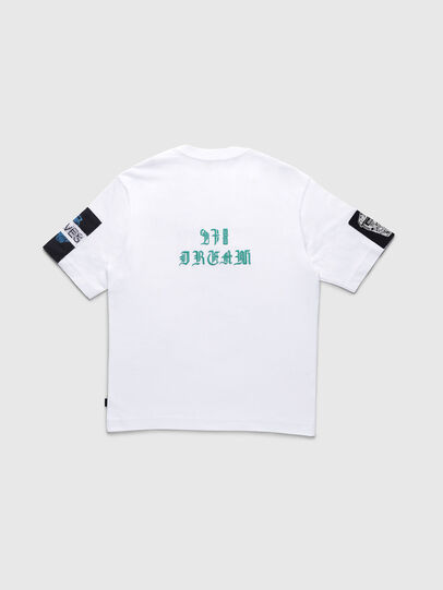 Diesel - TJUSTWG OVER,  - T-shirts and Tops - Image 2