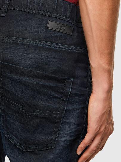 Diesel - KROOLEY JoggJeans® 069QF, Dark Blue - Jeans - Image 4