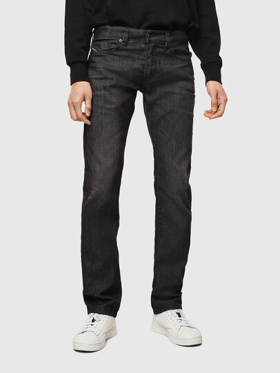 Diesel - Safado 082AT, Black/Dark grey - Jeans - Image 1