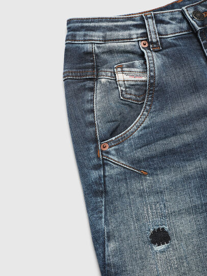 Diesel - FAYZA-J-N, Medium blue - Jeans - Image 3