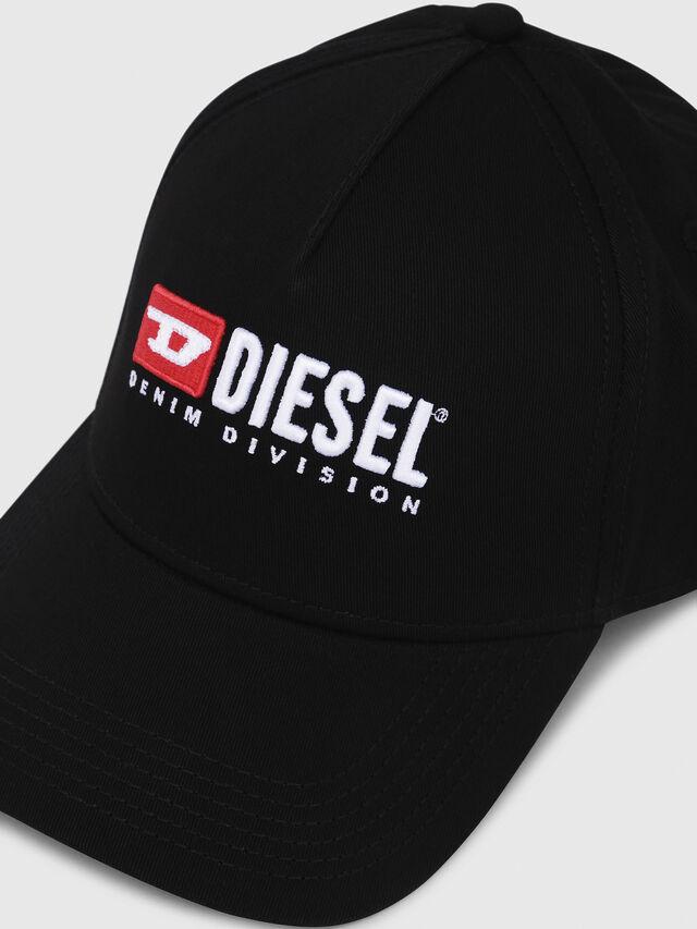 Diesel - CAKERYM-MAX, Black - Caps - Image 3