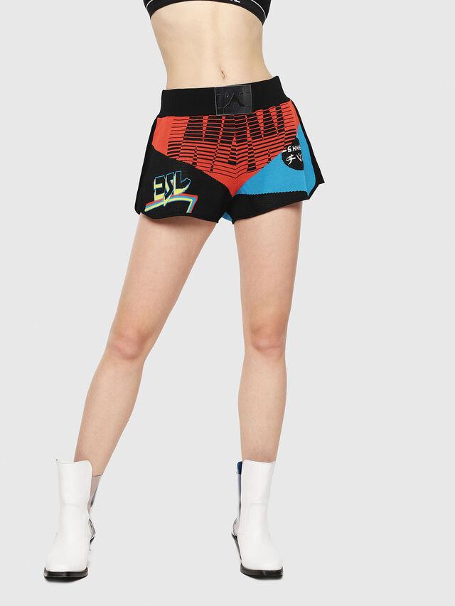 Diesel - M-CLOE, Multicolor - Shorts - Image 1