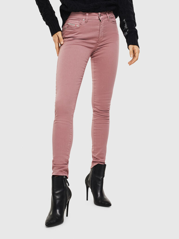 D-Roisin 0096H, Pink - Jeans