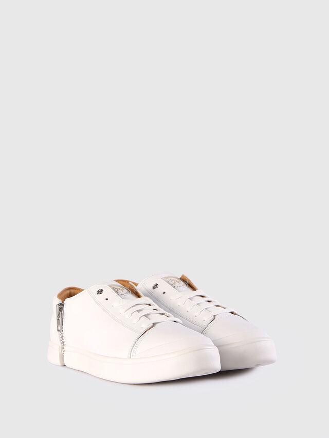 Diesel S-NENTISH LOW, White - Sneakers - Image 2