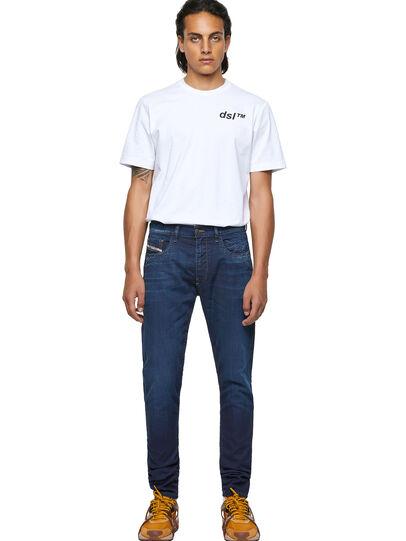 Diesel - D-Strukt JoggJeans® 069WS, Dark Blue - Jeans - Image 5