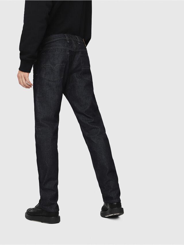 Diesel Waykee 0088Z, Dark Blue - Jeans - Image 2