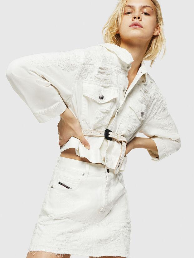 DE-JODY, White - Skirts