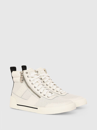 Diesel - S-DVELOWS MID CUT, White - Sneakers - Image 2