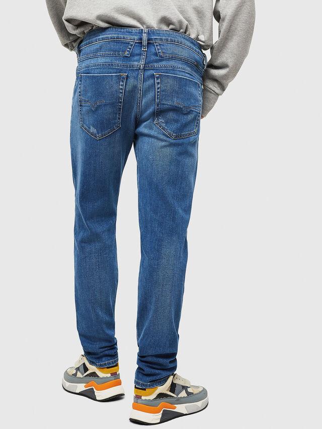 Diesel - D-Bazer 083AX, Light Blue - Jeans - Image 2