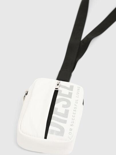 Diesel - BAONA II, White - Small Wallets - Image 5