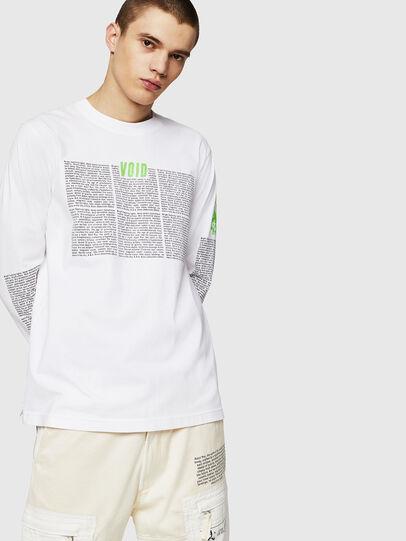 Diesel - T-JUST-LS-NEW,  - T-Shirts - Image 1