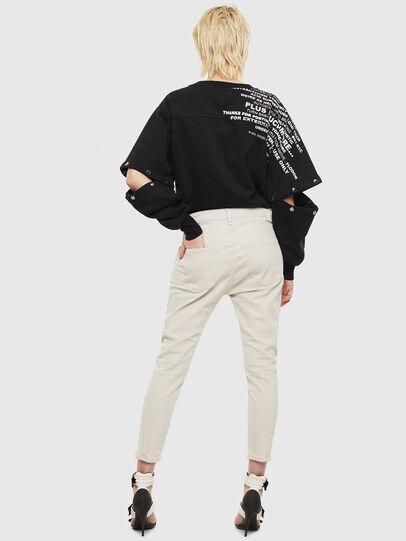 Diesel - Fayza 009BX, Dirty White - Jeans - Image 2