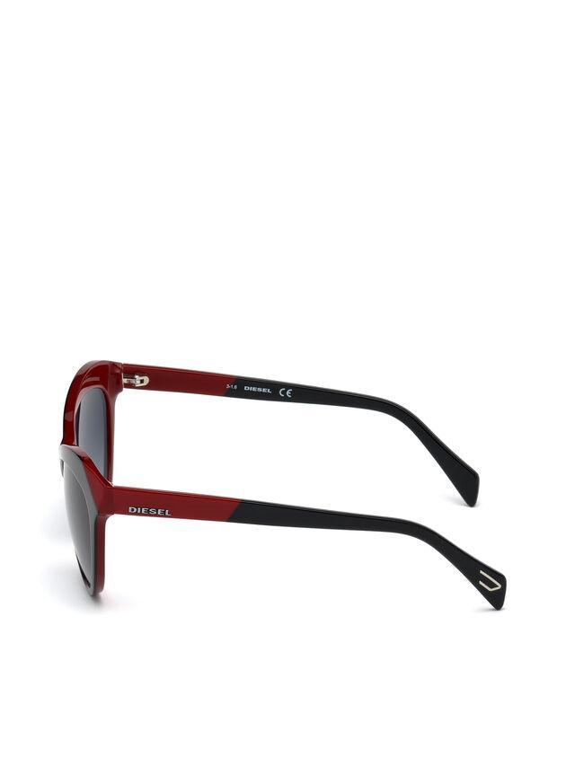 Diesel - DL0225, Black - Sunglasses - Image 3