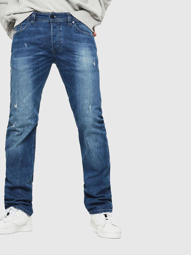 Diesel - Safado C84KY, Medium blue - Jeans - Image 1