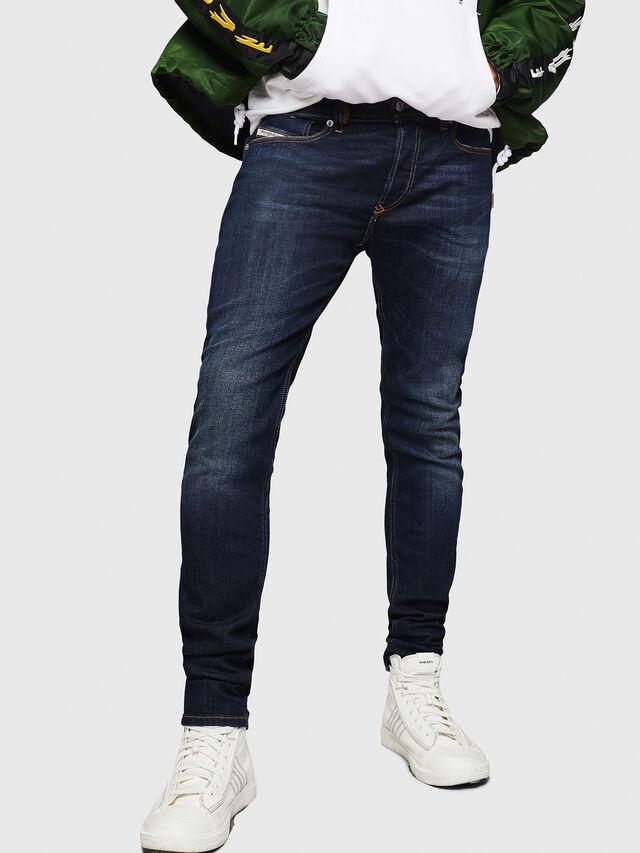 Diesel - Sleenker 083AW, Medium blue - Jeans - Image 1